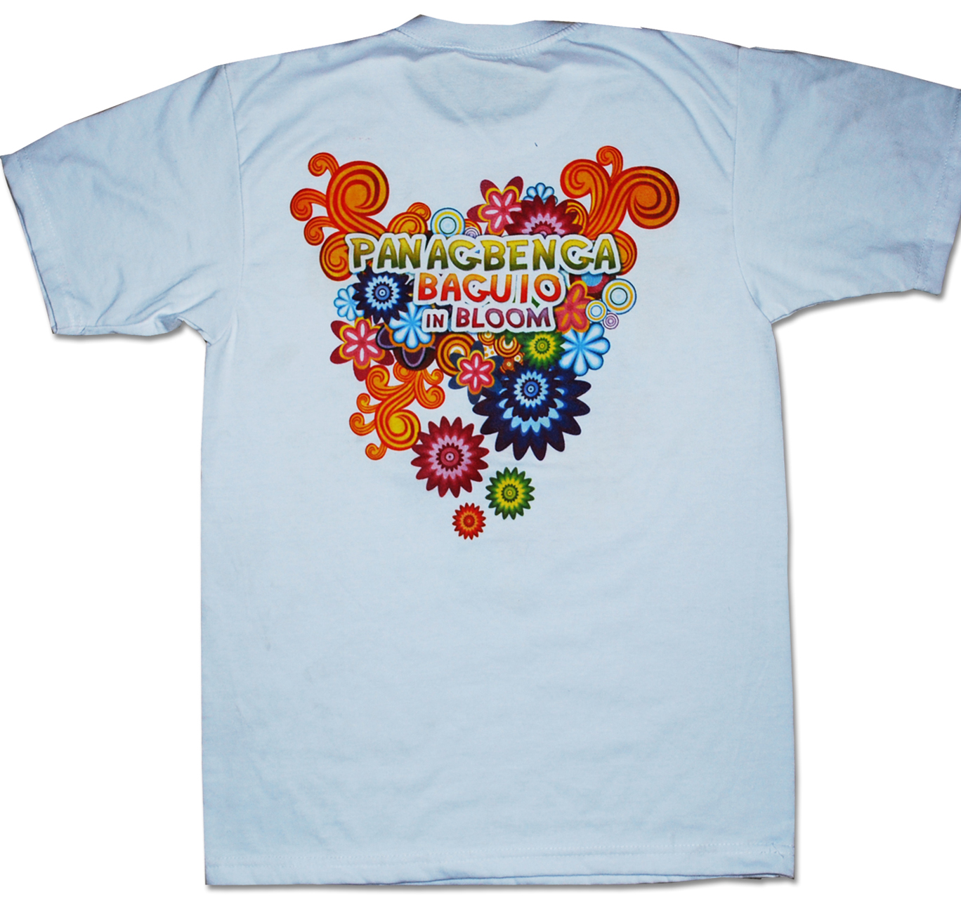 Sample print for How to start t shirt printing business